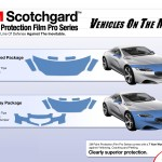 3M Paint Protection Pro Series
